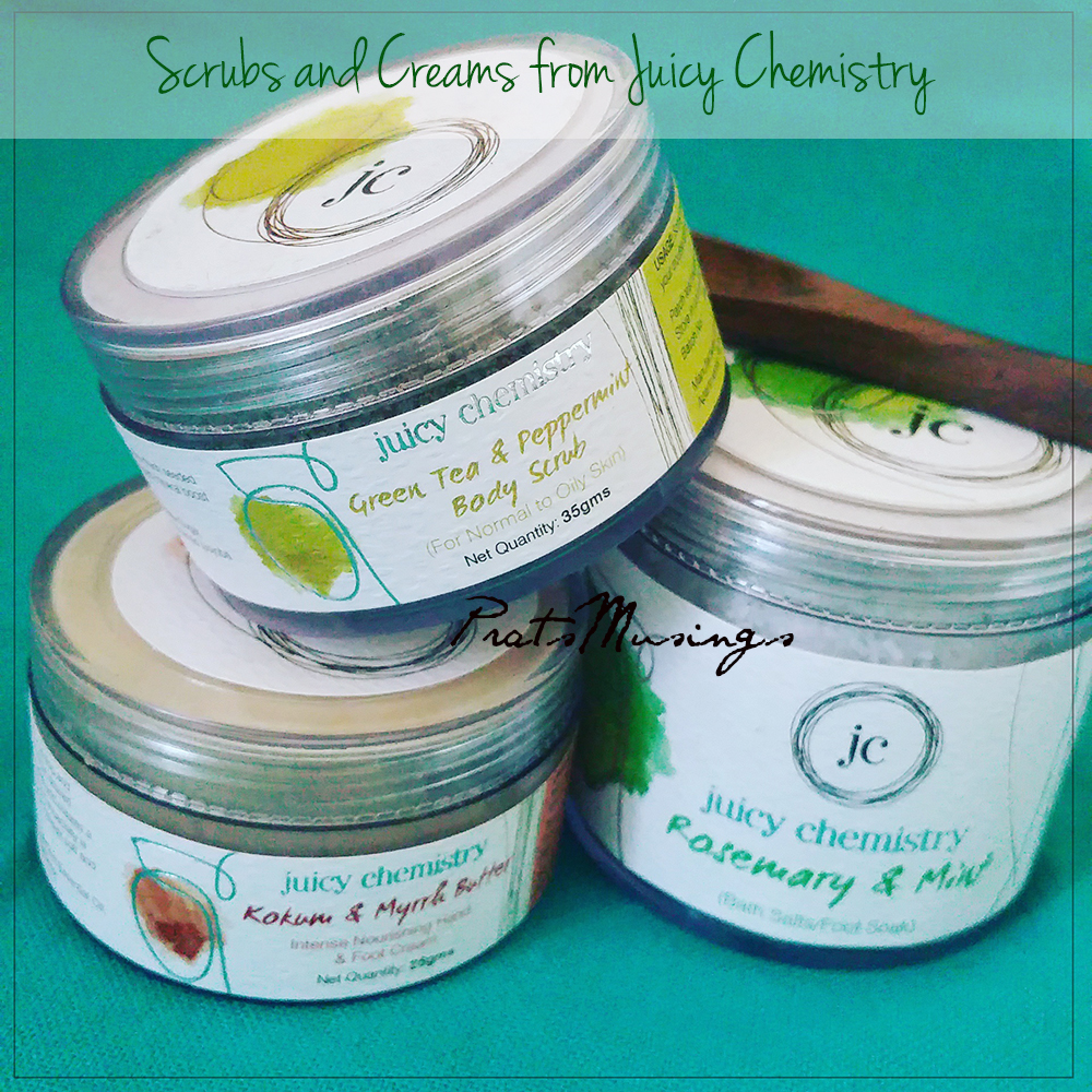 Juicy Chemistry Product Reviews