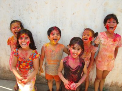 10 Tips for a safe and healthy Holi
