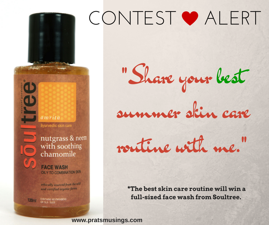 Soultree Face wash