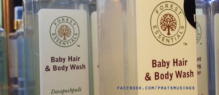Baby Hair and Body Wash by Forest Essentials