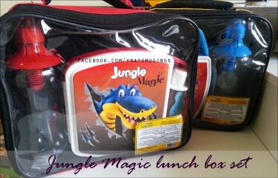 Jungle Magic Lunch Packz