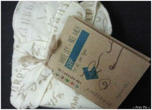 White Lily-Rice Milk Soap by The Nature's Co