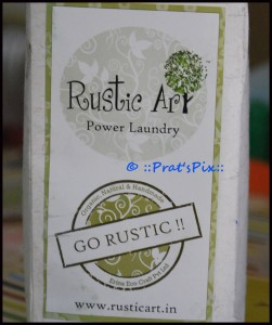 Rustic Art - Power Laundry