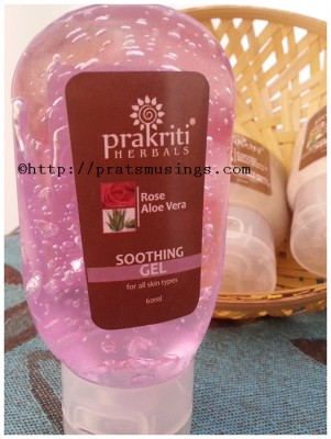 Prakriti Herbals Skin Care Kit