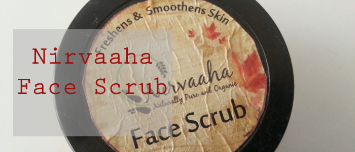Nirvaaha Face Scrub