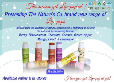 The Nature's Co. Lip-Pops (1)