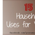 Household Uses for Vinegar