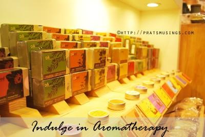 Indulge in Aromatherapy