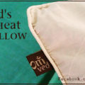 Omved Buckwheat Hull Pillows