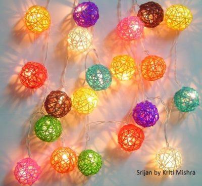 DIY decors for this festive season