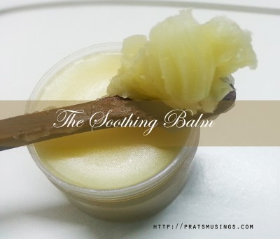 Make Your Own Soothing Headache Relief Balm