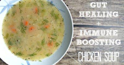 Immunity Boosting Soups