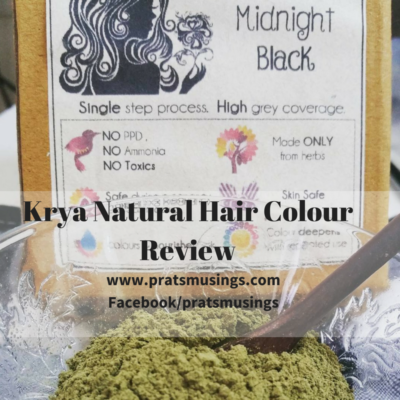 Krya Natural Hair Colour