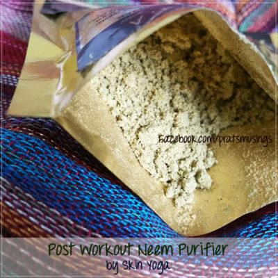 Skin Yoga Neem Body Purifier