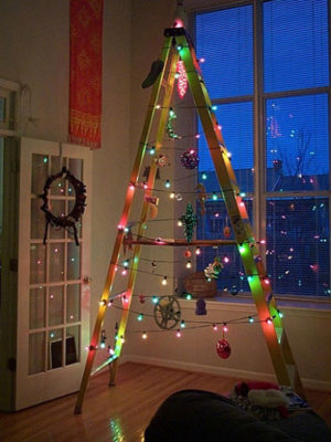 15 Fabulous DIY Christmas Trees