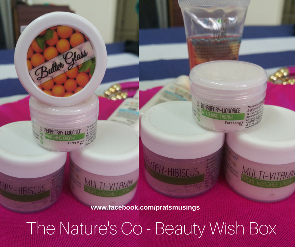 TNC Beauty Wish Box Giveaway