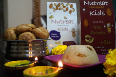 Recipes with Nutreat Kids products