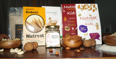 Nutreat Kids products