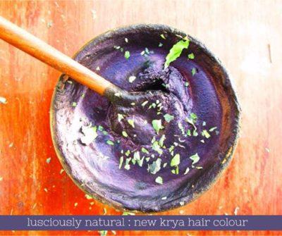 Krya Natural Hair Colour Review